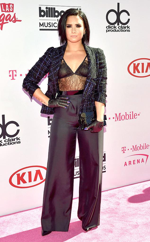 8 Demi Lovato