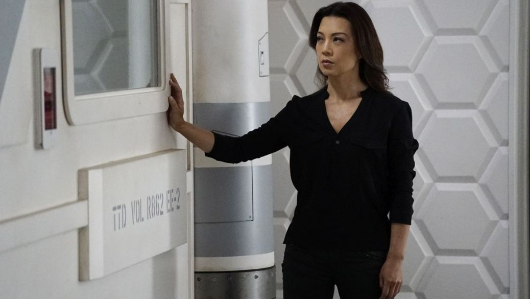"MARVEL'S AGENTS OF S.H.I.E.L.D. - ""Emancipation"" - With only two episodes left before S.H.I.E.L.D. loses one of their own, Daisy's prophecy ticks closer towards a major loss, as the aftermath of the events of ""Marvel's Captain America: Civil War"" force S.H.I.E.L.D. to register the Inhumans, on ""Marvel's Agents of S.H.I.E.L.D.,"" TUESDAY, MAY 10 (9:00-10:00 p.m. EDT), on the ABC Television Network. (ABC/Kelsey McNeal) MING-NA WEN"