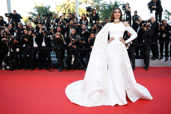Sonam Kapoor in Ralph and Russo