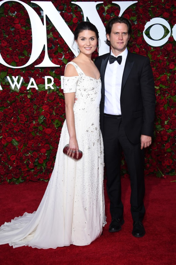 3 Phillipa Soo and Steven Pasquale