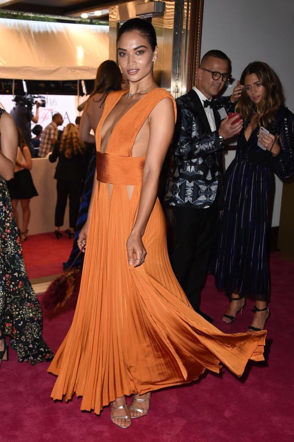 Shanina Shaik in Givenchy