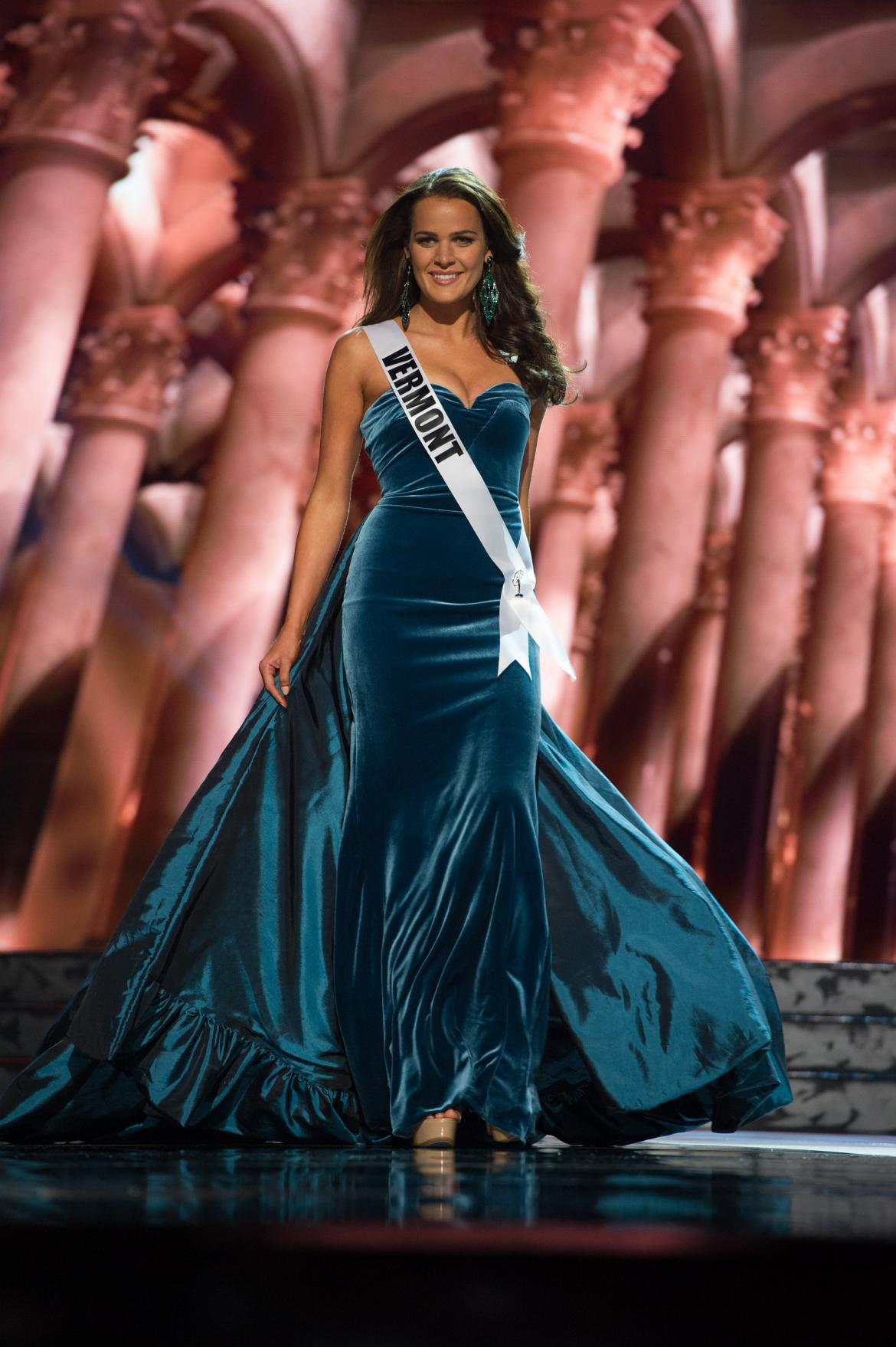 The Gowns of the Miss USA Pageant – Ani & Izzy