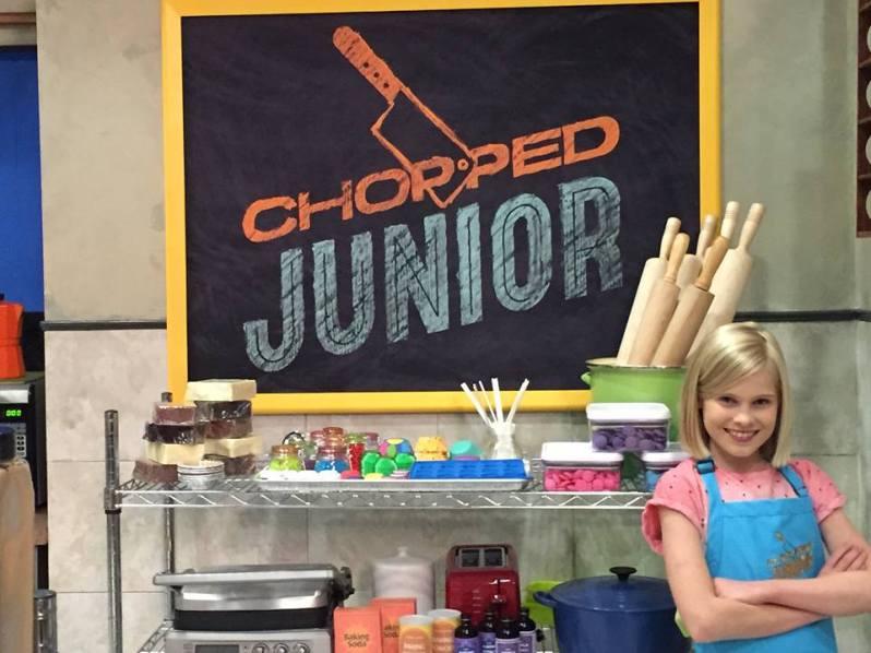 chopped jr