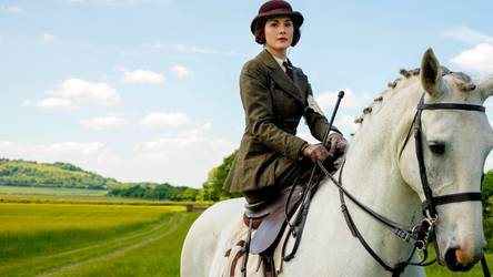 Maybe Lady Mary can teach PBS to use her riding crop.