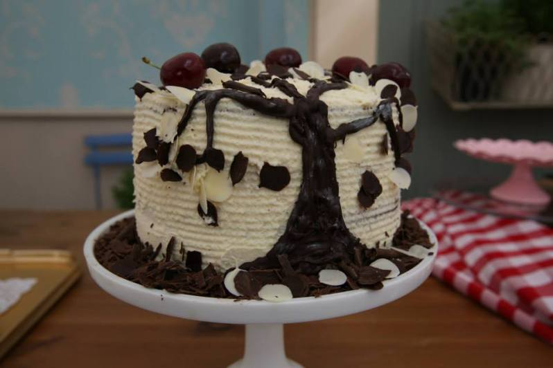 Paul's Black Forest Chocolate Creation