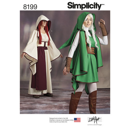 simplicity-costumes-pattern-8199-envelope-front