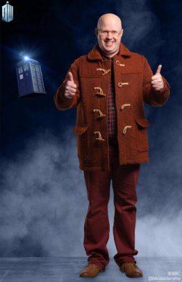Doctor Who Series 10 Character Image – Nardole (Matt Lucas) (c) BBC