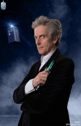 Doctor Who Series 10 Character Image – The Doctor (Peter Capaldi) (c) BBC