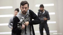 Doctor Who S10 E02 – Smile – Steadfast (RALF LITTLE) © BBC