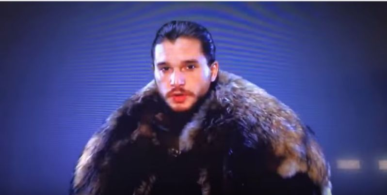 jon costume close up