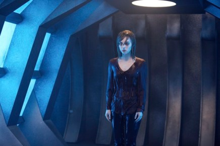 Programme Name: Doctor Who S10 - TX: 15/04/2017 - Episode: n/a (No. 1) - Picture Shows: Heather (STEPHANIE HYAM) - (C) BBC - Photographer: Simon Ridgway