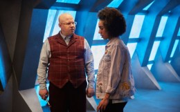 Programme Name: Doctor Who S10 - TX: 15/04/2017 - Episode: n/a (No. 1) - Picture Shows: * Bill (PEARL MACKIE) - (C) BBC - Photographer: Simon Ridgway