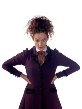 Doctor Who S10 - TX: 20/05/2017 - Episode: Extremis (No. 6) - Picture Shows: Missy (MICHELLE GOMEZ) - (C) BBC/BBC Worldwide - Photographer: Simon Ridgway