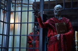 Doctor Who S10 - TX: 20/05/2017 - Episode: Extremis (No. 6) - Picture Shows: Monk - (C) BBC/BBC Worldwide - Photographer: Simon Ridgway