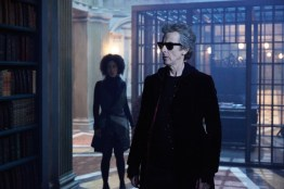 Doctor Who S10 - TX: 20/05/2017 - Episode: Extremis (No. 6) - Picture Shows: Bill (PEARL MACKIE), The Doctor (PETER CAPALDI) - (C) BBC/BBC Worldwide - Photographer: Simon Ridgway