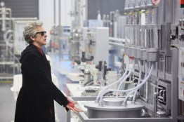 Doctor Who S10 - TX: 27/05/2017 - Episode: The Pyramid At The end Of The World (No. 7) - Picture Shows: The Doctor (PETER CAPALDI) - (C) BBC/BBC Worldwide - Photographer: Simon Ridgway