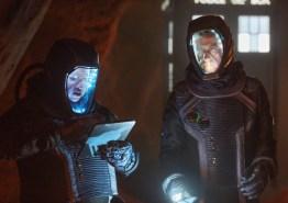 Doctor Who S10 - TX: 10/06/2017 - Episode: Empress of Mars (No. 9) - Picture Shows: Nardole (MATT LUCAS), The Doctor (PETER CAPALDI) - (C) BBC/BBC Worldwide - Photographer: Simon Ridgway