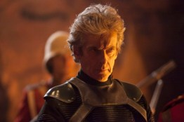 Doctor Who S10 - TX: 10/06/2017 - Episode: Empress of Mars (No. 9) - Picture Shows: The Doctor (PETER CAPALDI) - (C) BBC/BBC Worldwide - Photographer: Jon Hall